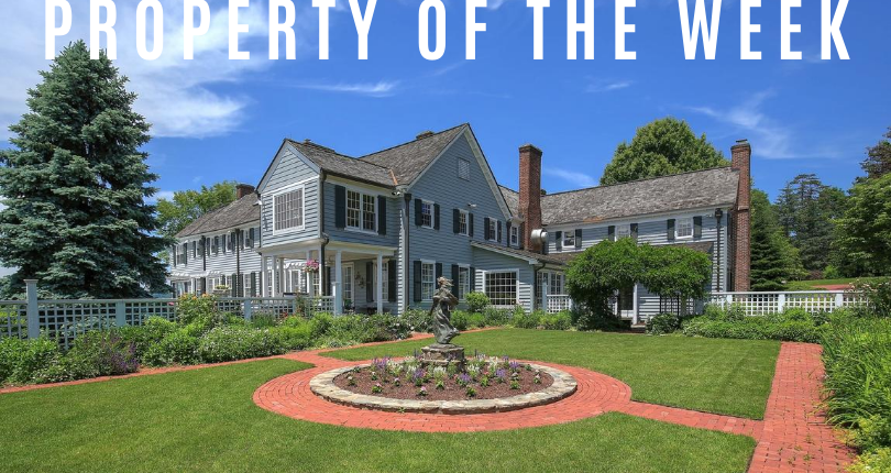 Property of the Week: 650 Pottersville Road, Bedminster, New Jersey 07934