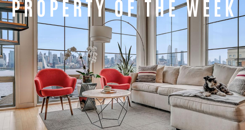 Property of the Week: 24 Ave at Port Imperial 446 | West New York, New Jersey 07093