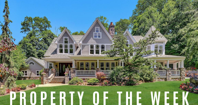Property of the Week: 284 East Saddle River Road, Upper Saddle River, New Jersey, 07458