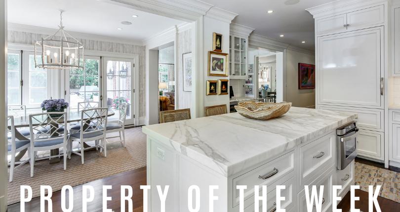 Property of the Week: 91 Prospect Street, Summit, NJ 07901