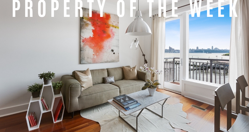 Property of the Week: 16 Vela Way, Edgewater, NJ 07020