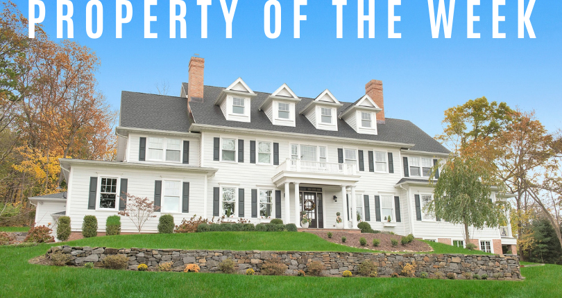 Property of the Week: 16 Saddle Ridge Road, Ho-Ho-Kus, NJ 07423