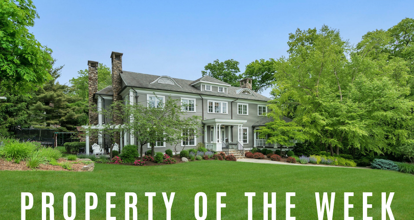 Property of the Week: 143 Elmsley Court, Ridgewood, NJ 07450