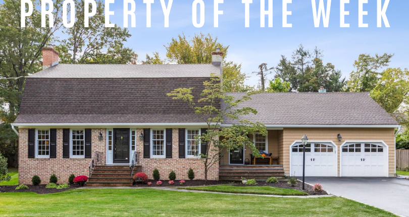 Property of the Week: 10 Carleen Court, Summit, NJ 07901