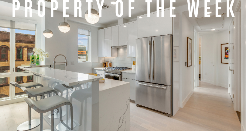 Property of the Week: 332 Newark Avenue, Unit 3B, Jersey City, New Jersey, 07302