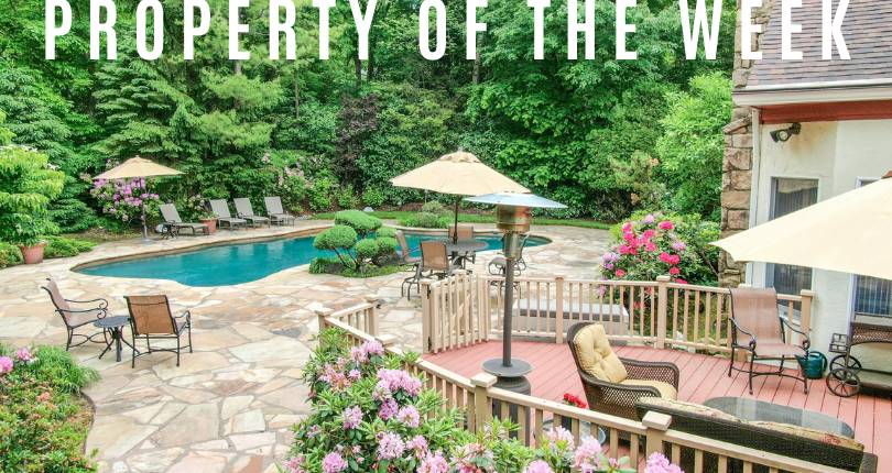 Property of the Week: 11 Pike Street, Alpine, NJ 07620
