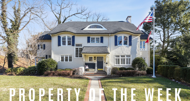 Property of the Week: 23 Fernwood Road, Summit, NJ 07901