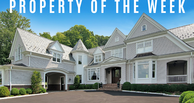 Property of the Week: 393 Anderson Ave, Alpine, NJ 07620