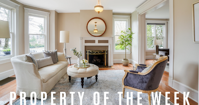 Property of the Week: 378 Park Street, Montclair, NJ 07043