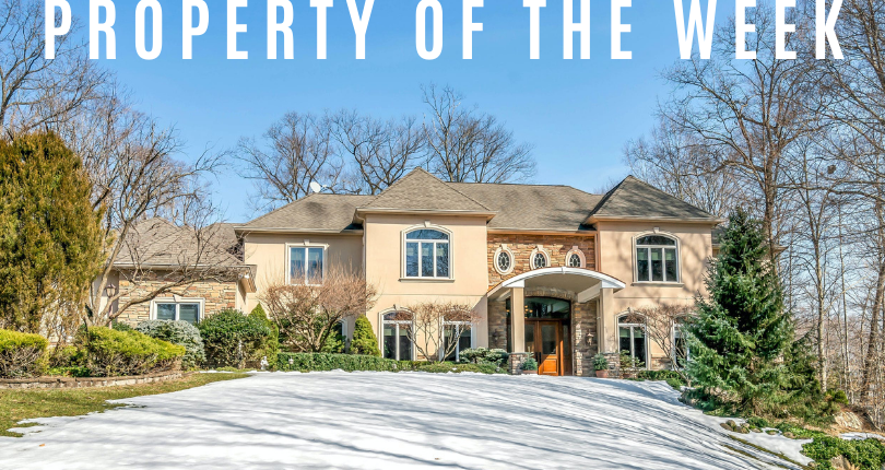 Property of the Week: 10 Eugene Drive, Saddle River, NJ 07458