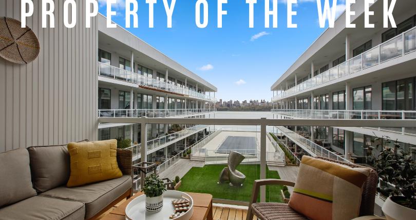 Property of the Week: 3 Somerset Lane, Unit 500 | Edgewater, NJ 07020