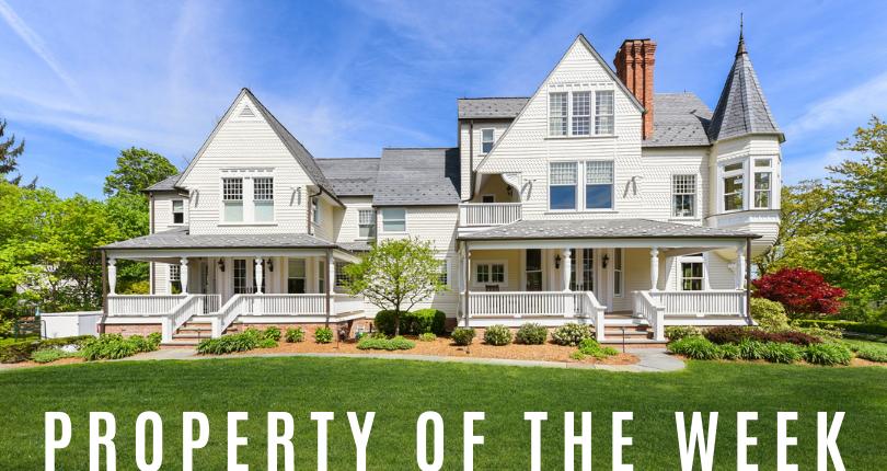Property of the Week: 25 Wells Lane | Short Hills, NJ 07078