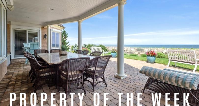 Property of the Week: 11 Ocean Avenue | Monmouth Beach, NJ 07750