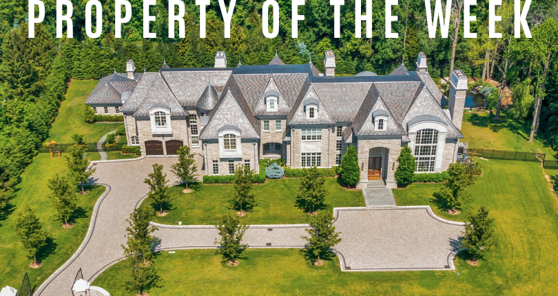 Property of the Week: 15 Stone Tower Drive | Alpine, NJ 07620