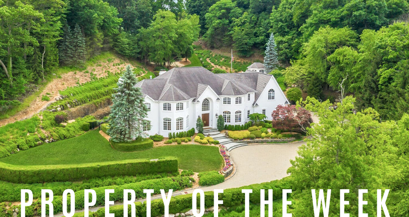Property of the Week: 23 Shinnecock Trail | Franklin Lakes, NJ 07417