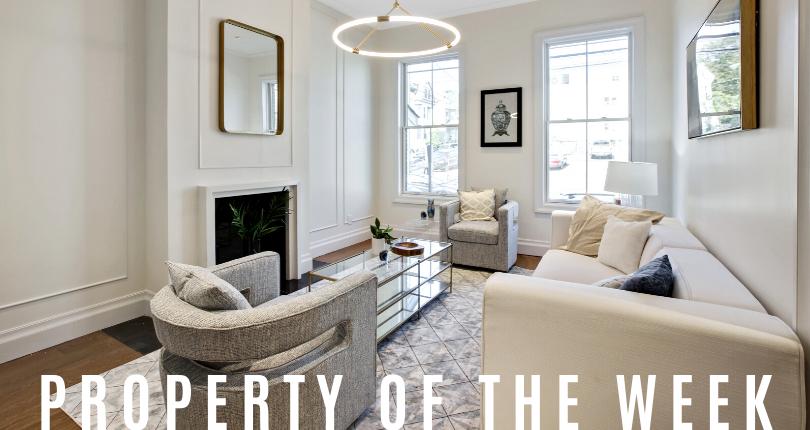 Property of the Week: 340 Randolph Avenue Jersey City, NJ 07304