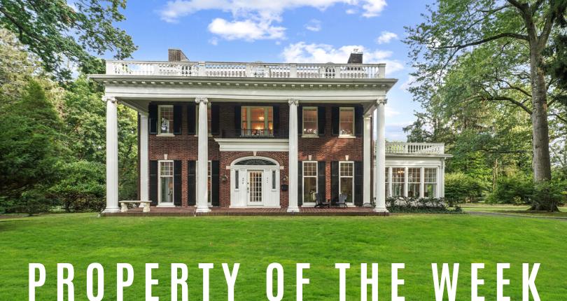 Property of the Week: 211 Montrose Avenue | South Orange, NJ 07079